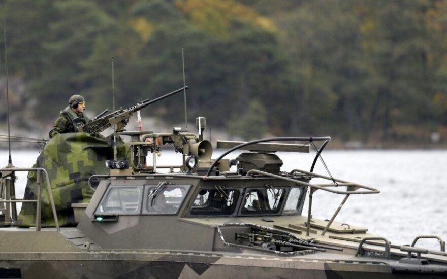 """Эксперт: """"пропавшая"""" подлодка в Швеции - сигнал для Литвы"""