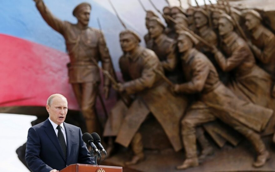 Посол Литвы: это особая война России
