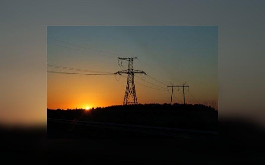 Leo LT говорит об импорте электроэнергии из России