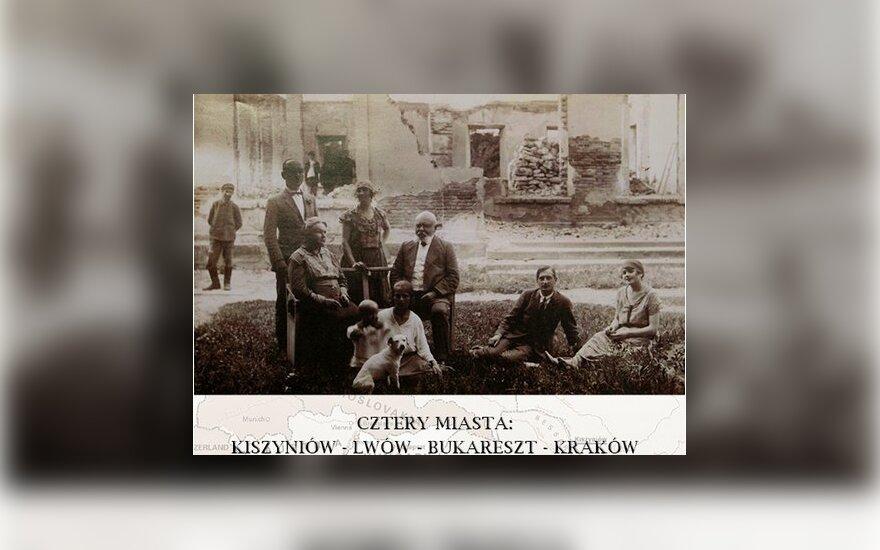 Wystawa fotografii z archiwum rodzinnego Tadeusza Gaydamowicza