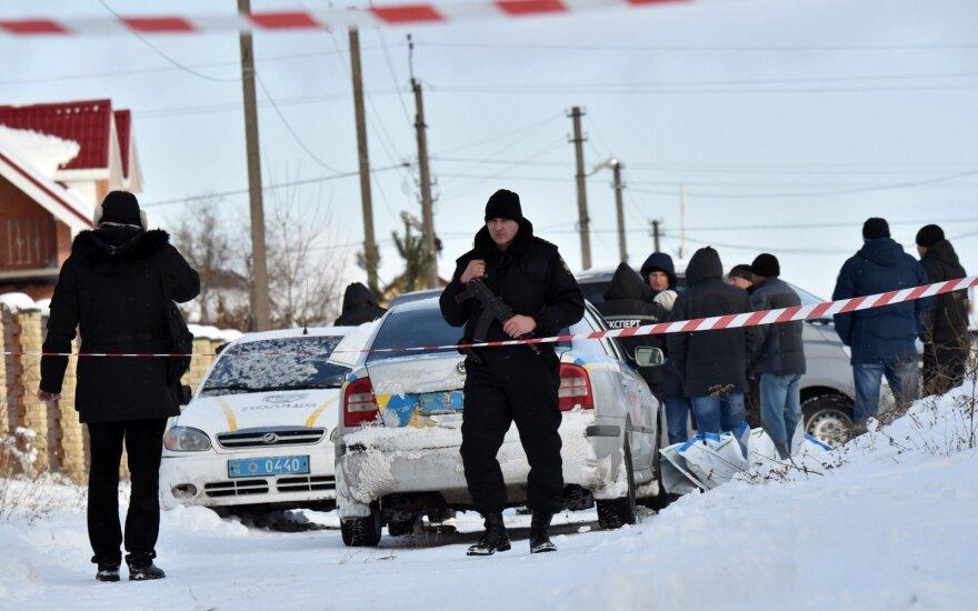 Украинский боксер одним ударом убил охранника Порошенко