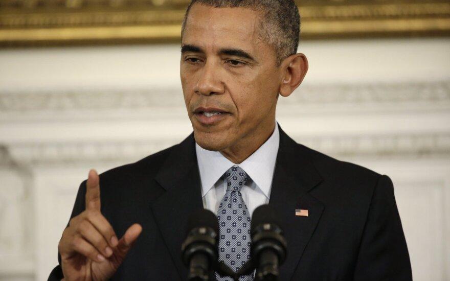 Обама и принц Абу-Даби призвали Россию бороться в Сирии именно с ИГ