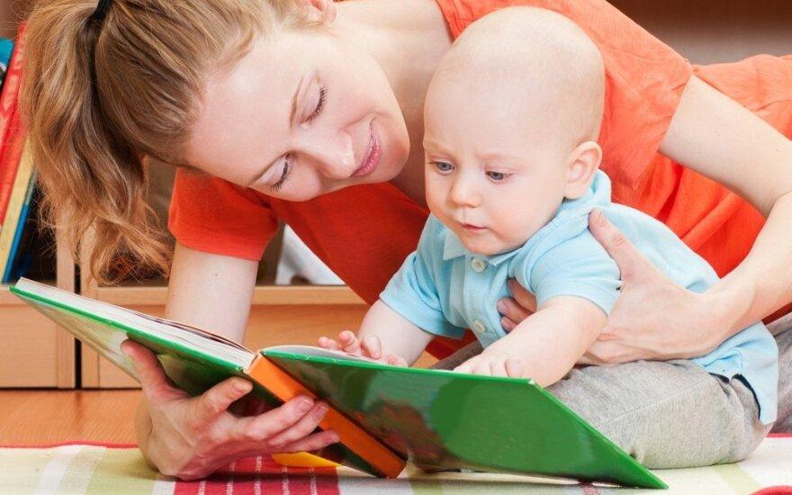 Женщины с детьми живут дольше