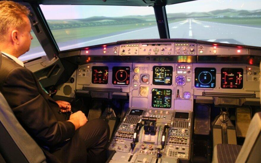 Airbus A320 treniruoklis