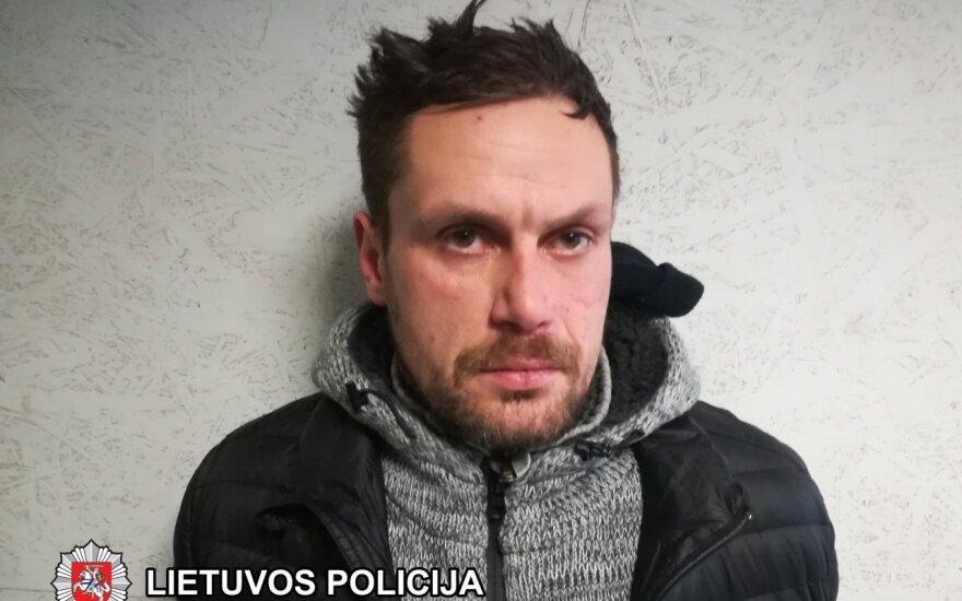 """Полиция задержала с поличным карманника с большим """"послужным списком"""""""