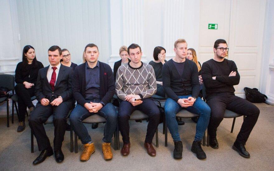 В деле об убийстве Добровольскиса – о российской агрессии и литовских скинхедах