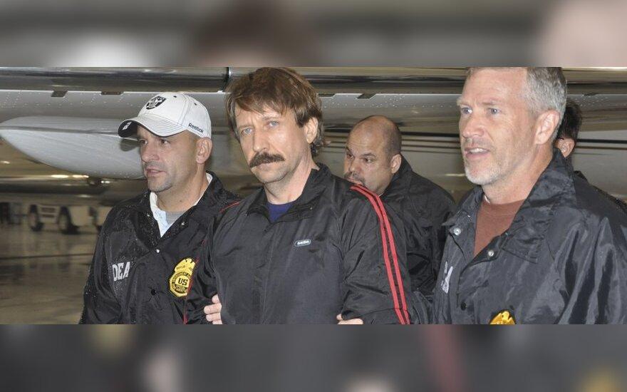 Прокуратура США: Ярошенко работал летчиком у Бута