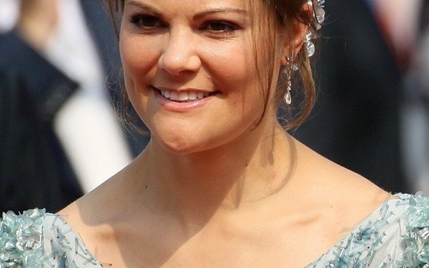 Švedijos princesė Victoria