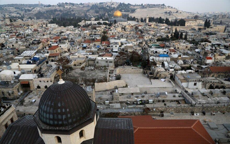 Премьер Австралии заявил о признании Западного Иерусалима столицей Израиля