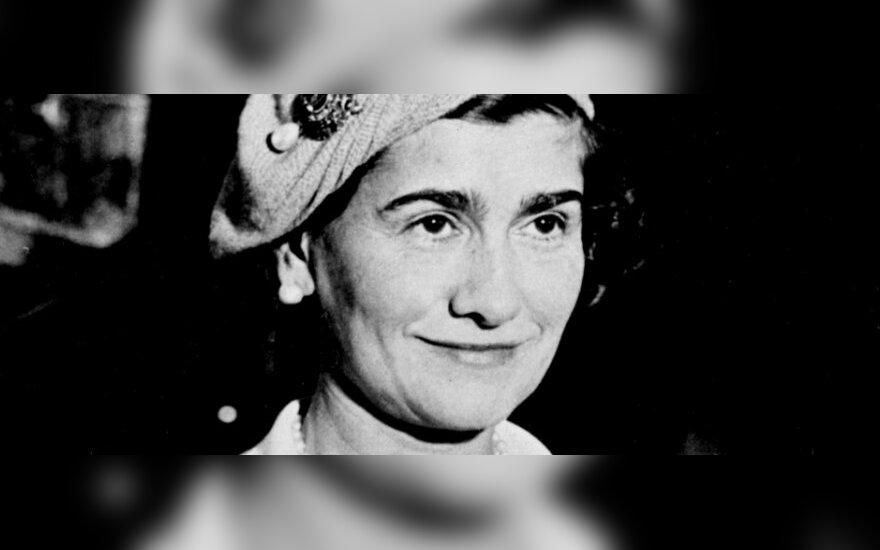Коко Шанель уличили в работе на нацистскую разведку