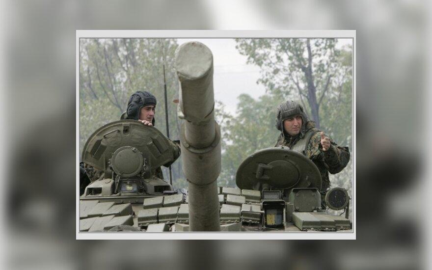 В Грузии назван организатор военного мятежа