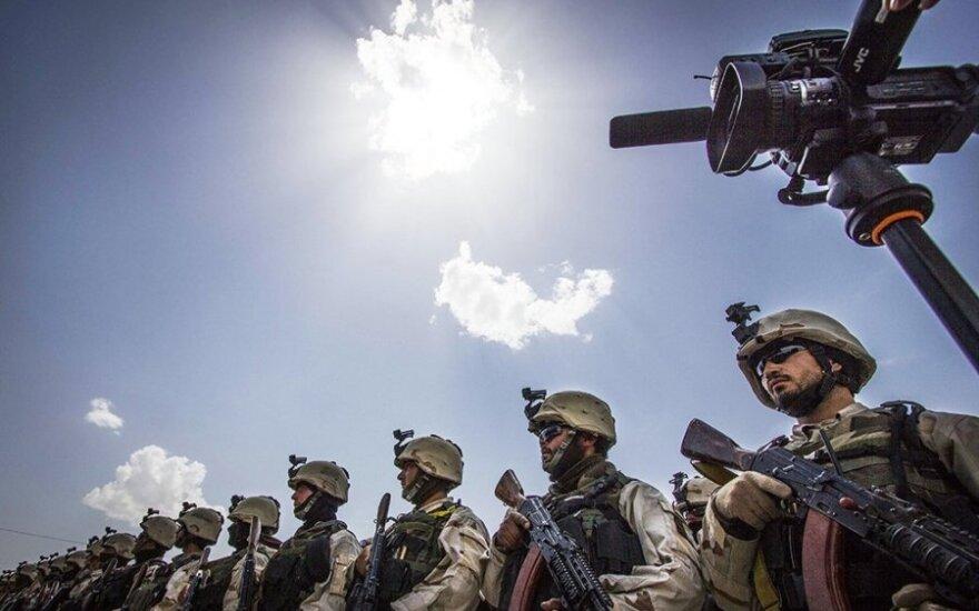 Литва направит дополнительные военные мощности в Афганистан и Мали