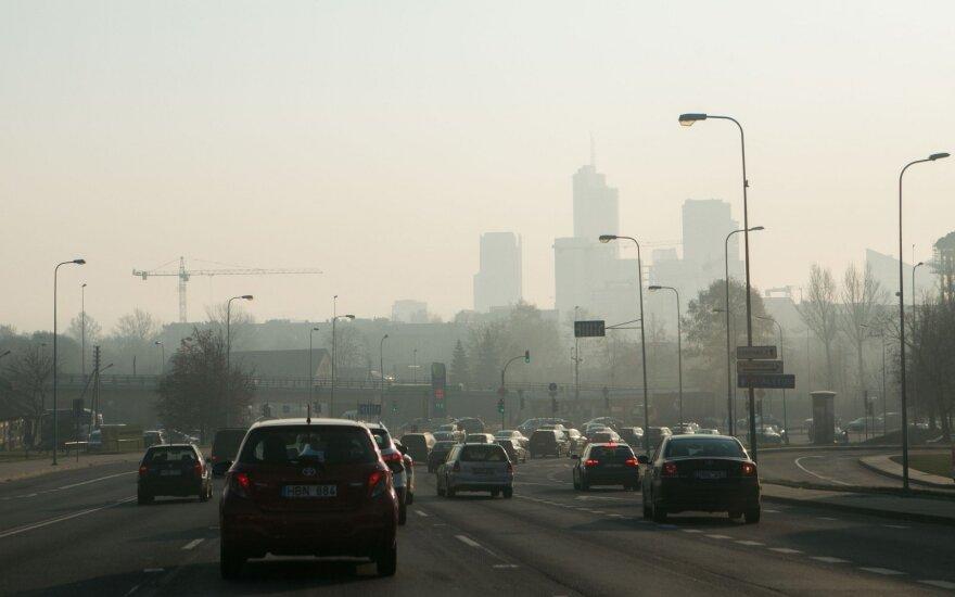 Загрязнение воздуха в Европе превышает нормы ЕС и ВОЗ