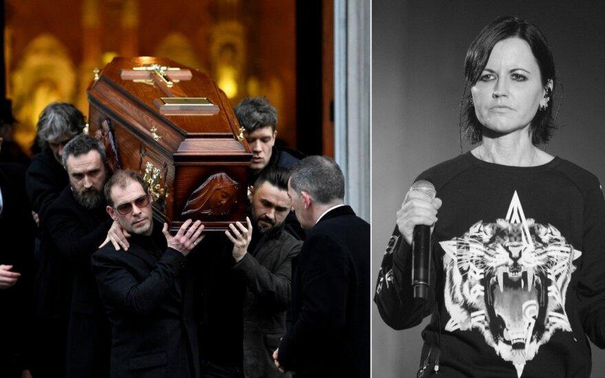В Ирландии похоронили вокалистку The Cranberries