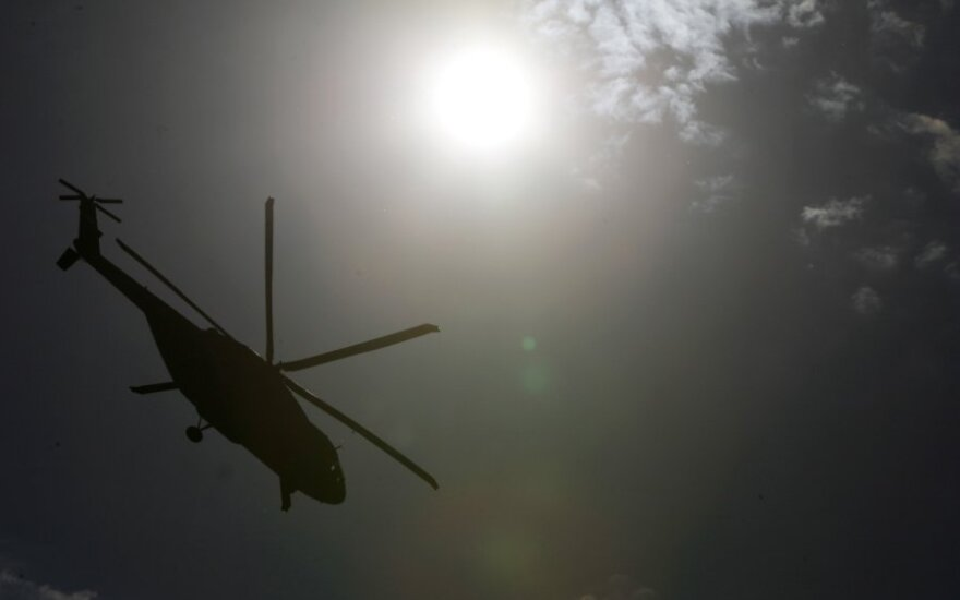 Кандидат в президенты Парагвая разбился на вертолете