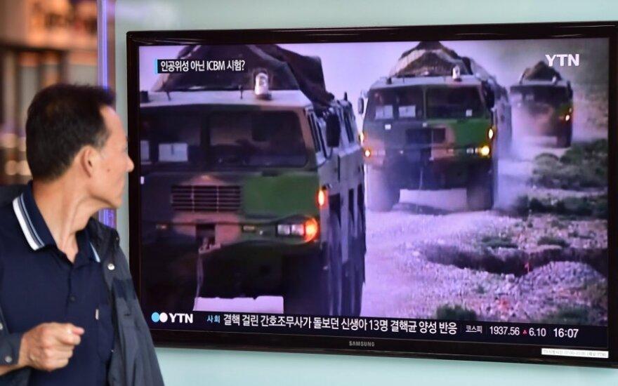 КНДР может готовить взрыв водородной бомбы, узнала разведка