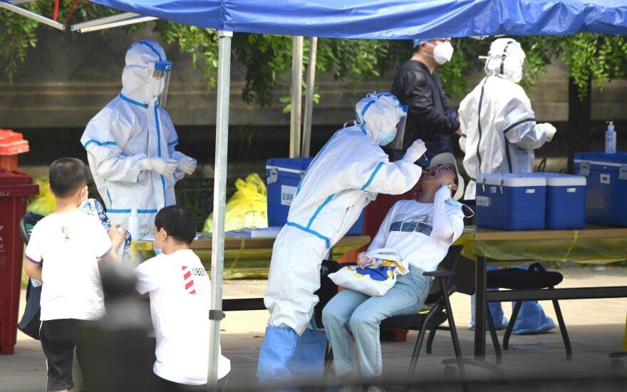 ВОЗ заявила о новом суточном рекорде заражений коронавирусом - более 180 тысяч