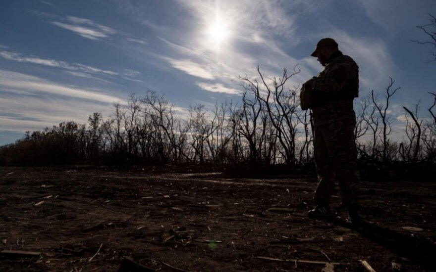 Гибель грузинского добровольца на Донбассе привела к скандалу в Тбилиси