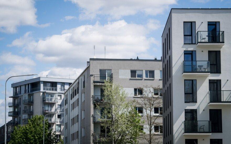 Центр регистра: литовцы продолжают активно инвестировать в недвижимость