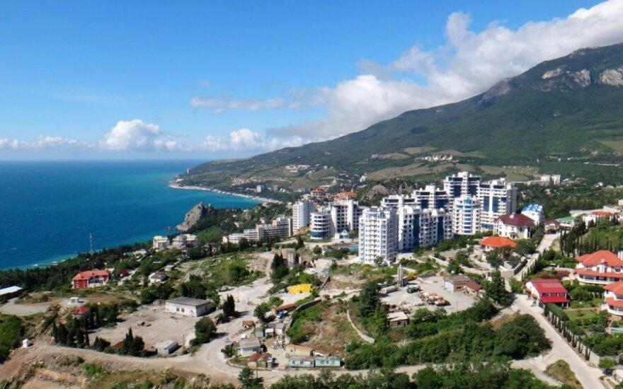 Рада одобрила создание свободной экономической зоны в Крыму