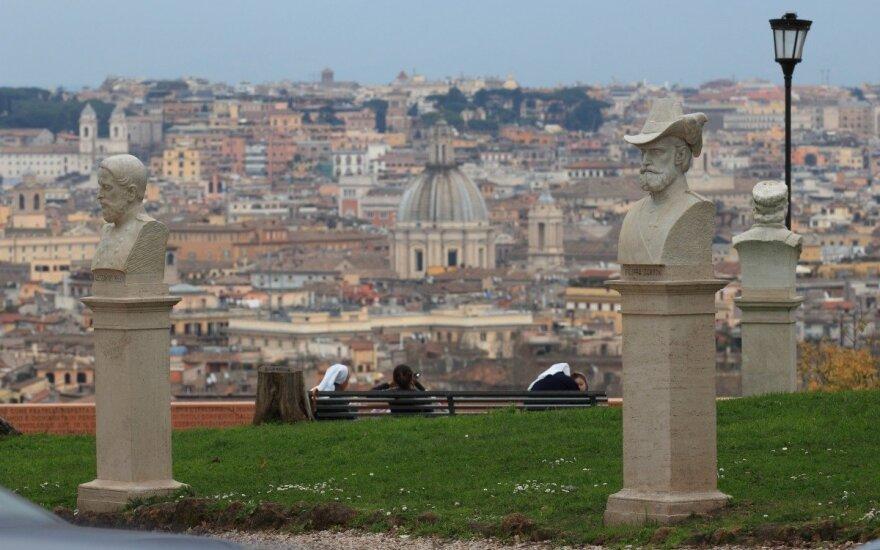 Мэр Рима ушел в отставку после обвинений в растрате