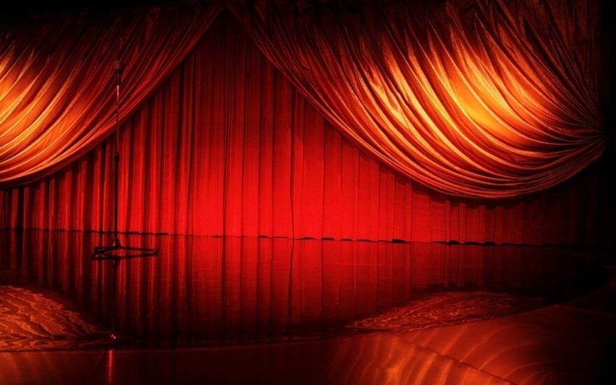 В Литве - Дни армянского театра