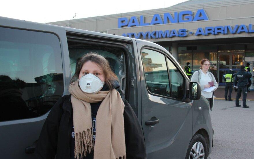 Жителям Литвы не придется изолироваться только по приезде из 7 стран
