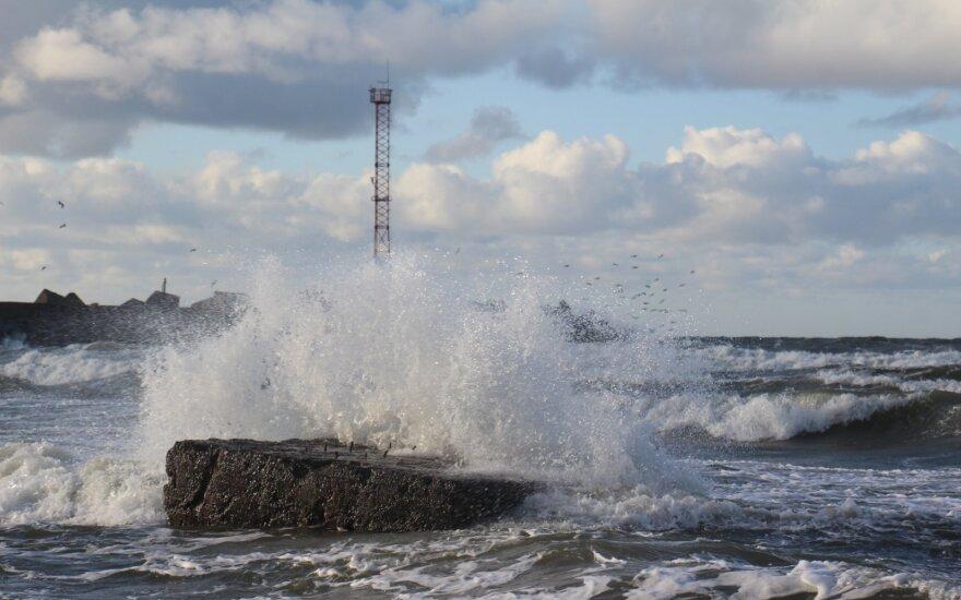 Погода в Литве на этой неделе будет неспокойная