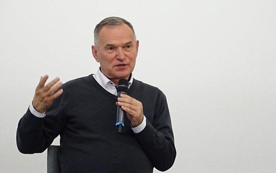 Украинский политолог Тарас Возняк