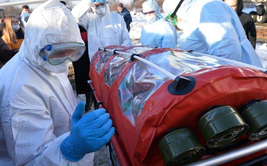 В Китае скончался врач, предупреждавший о вспышке коронавируса
