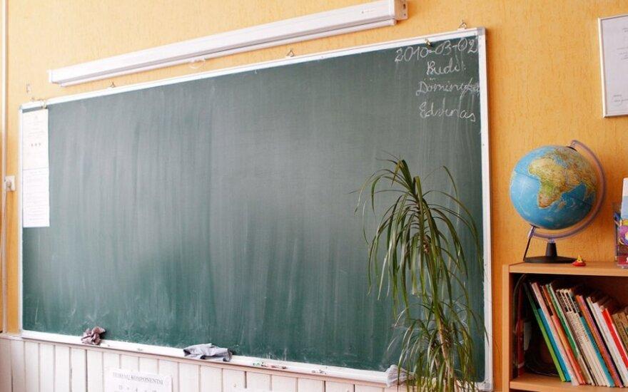 В Науйойи Акмяне пустеют школы
