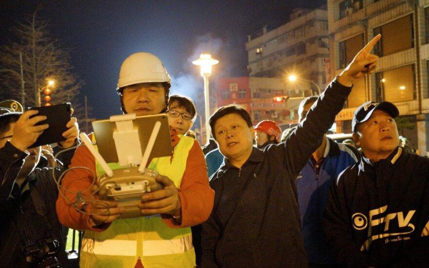 В пожаре в больнице Тайваня погибли и пострадали десятки человек