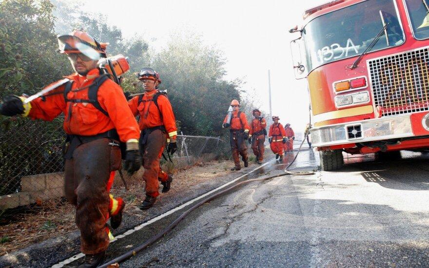 Число пропавших без вести из-за пожаров в США превысило 1000 человек