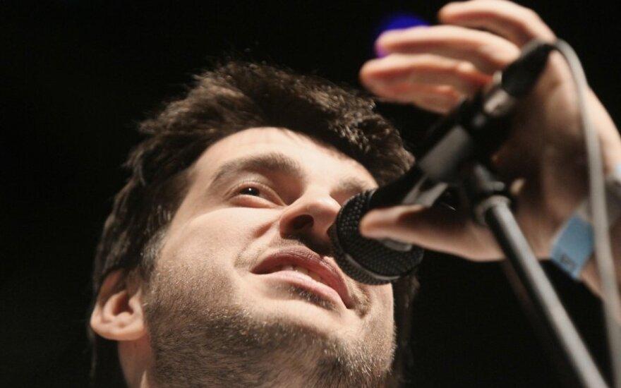 Петр Налич переиздаст альбом на iTunes