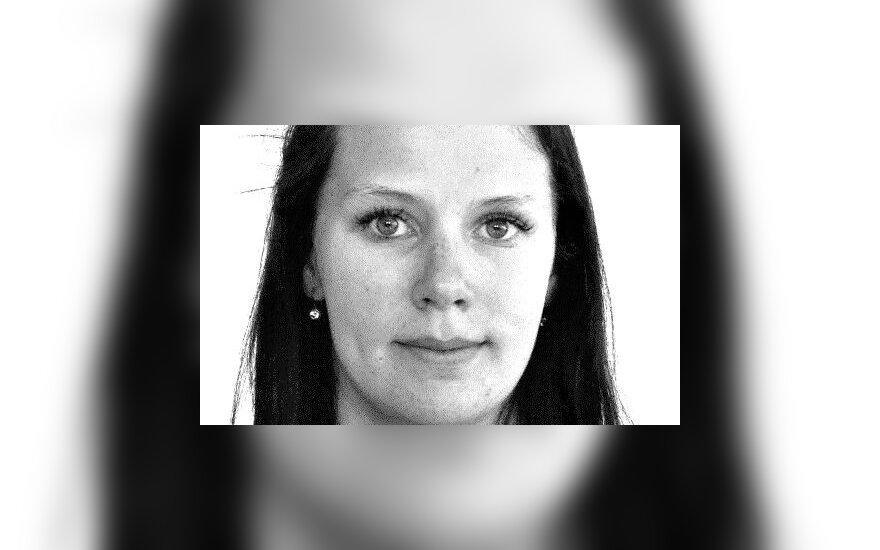 В Вильнюсе пропала молодая женщина