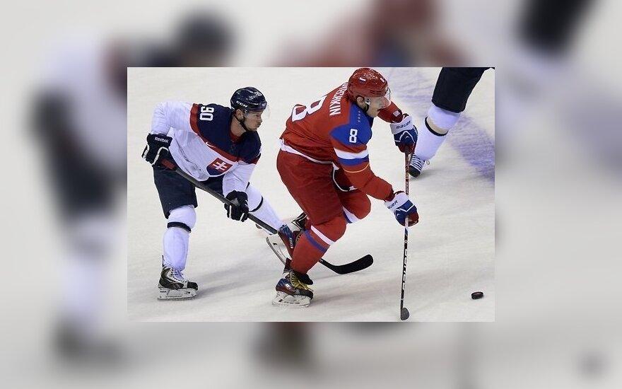 Россия не прошла сразу в четвертьфинал и сыграет с Норвегией