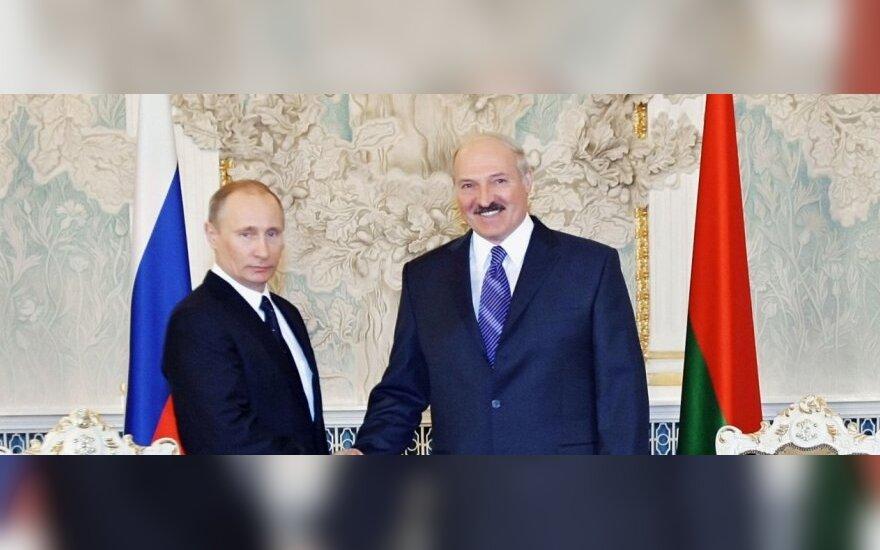 """Путин сказал, что Лукашенко его """"как обычно объегорил"""""""