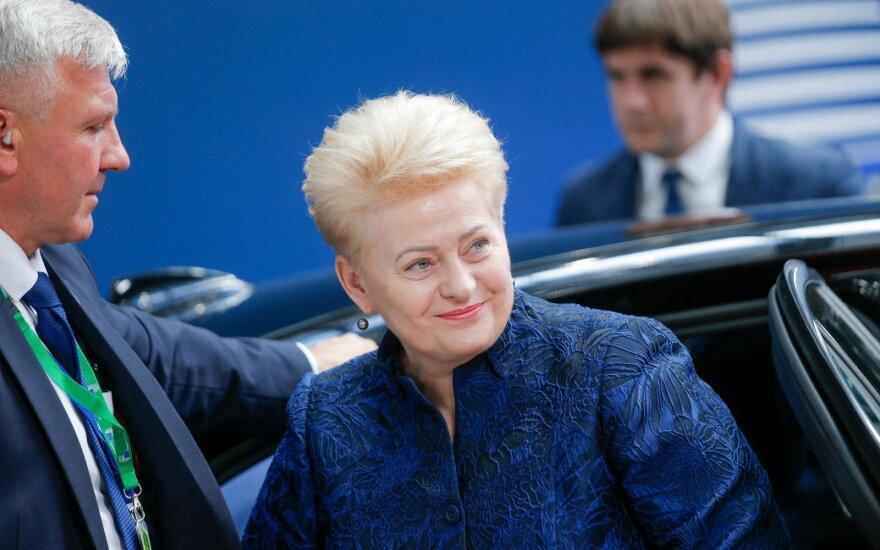 D.Grybauskaitė