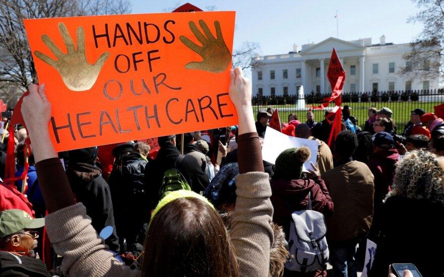 """Суд в США признал неконституционной реформу системы здравоохранения """"Obamacare"""""""