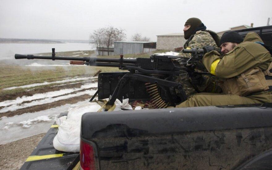 Украина: в зоне АТО погибли более полутора тысяч украинских военных