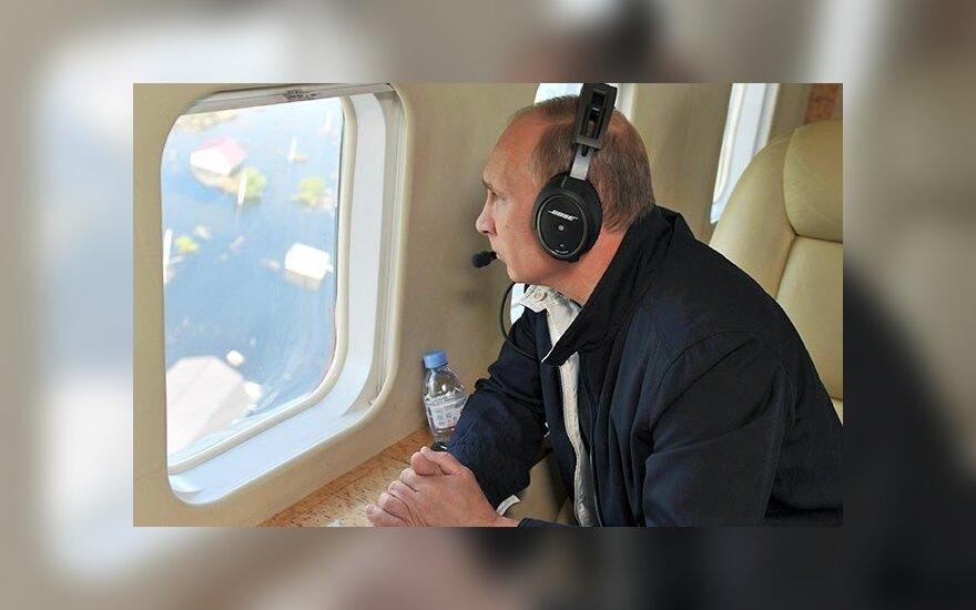 """Путин прилетит в Беларусь на учения """"Запад-2013"""""""