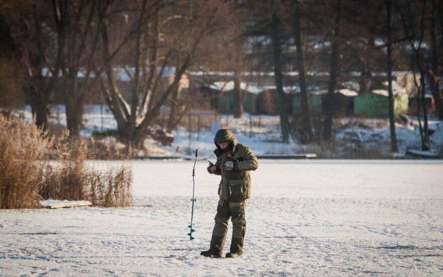 В Литве на несколько дней установится холодная погода