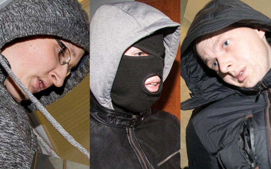 Подозреваемые в убийстве Синявского взяты под арест на 3 месяца