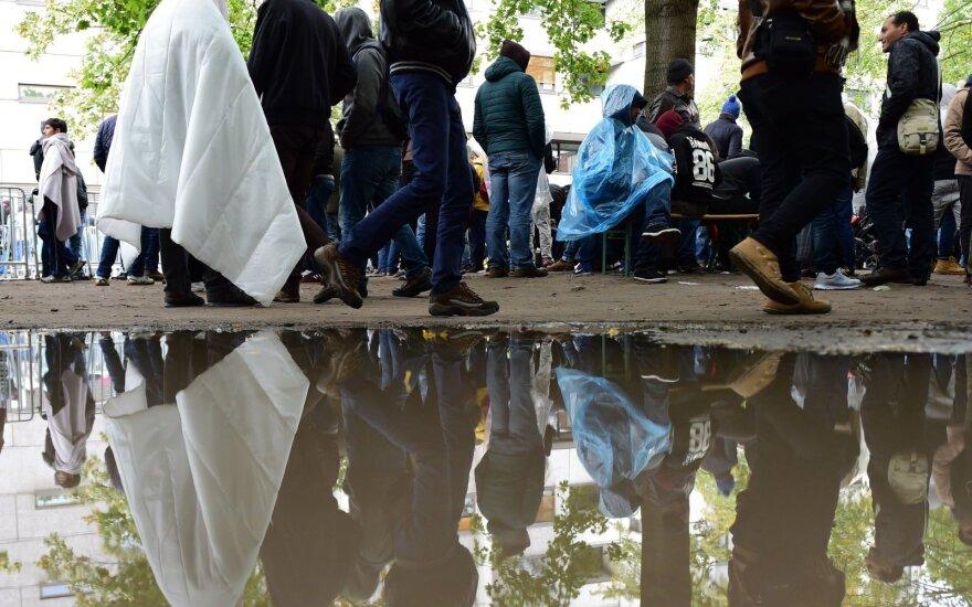 СМИ: За 9 месяцев в ФРГ прибыло около 600 000 беженцев