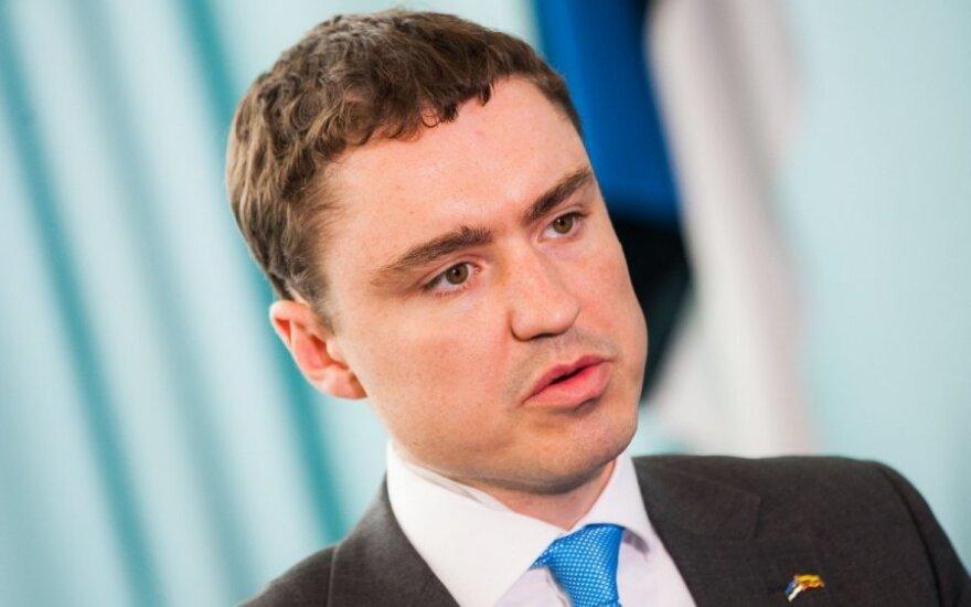 Эстонцы в шоке от носков своего премьер-министра