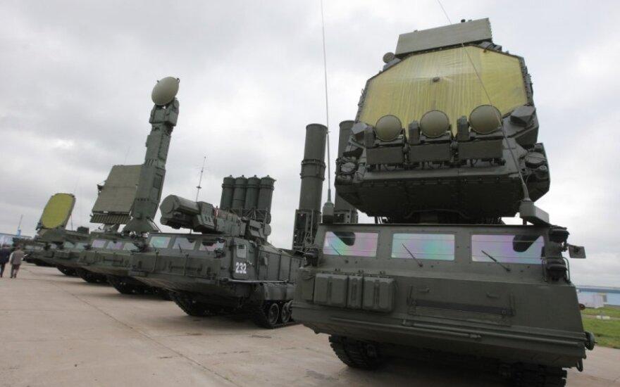 The Sunday Times: Россия отказалась от поставок С-300 в Сирию