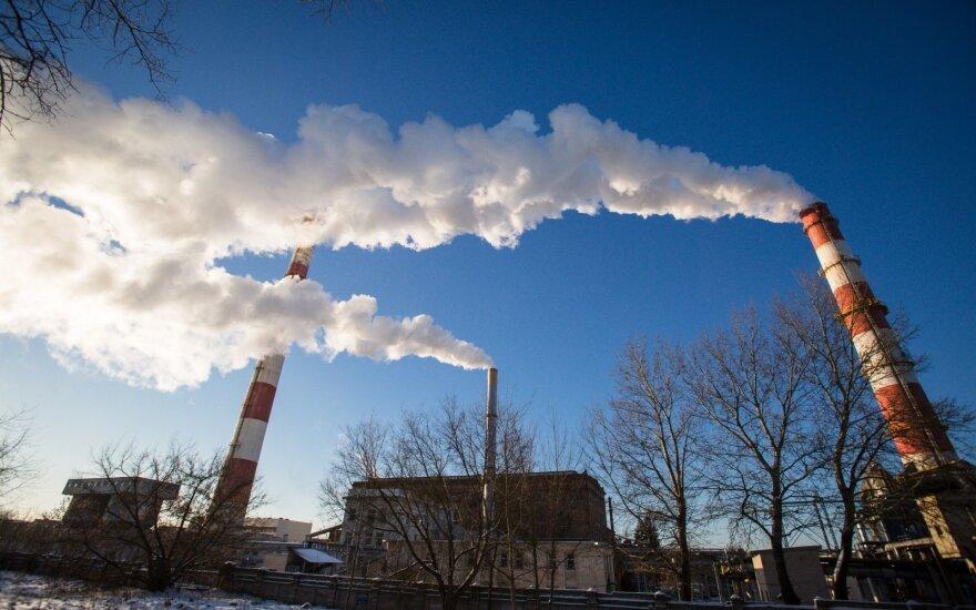 Vilniaus energija и Вильнюсские теплосети подписали акт передачи имущества