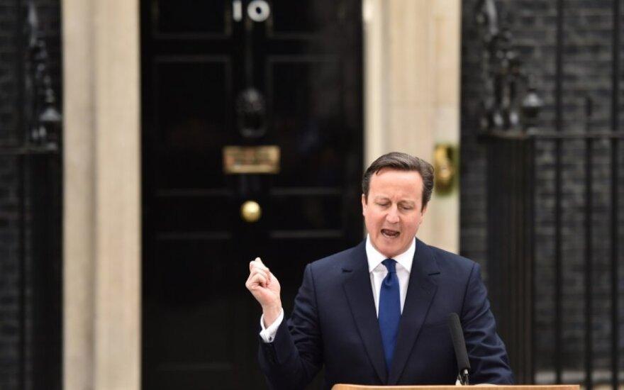 Europa potrzebuje Wielkiej Brytanii tak jak Wielka Brytania potrzebuje Europy. Cameron przyśpiesza