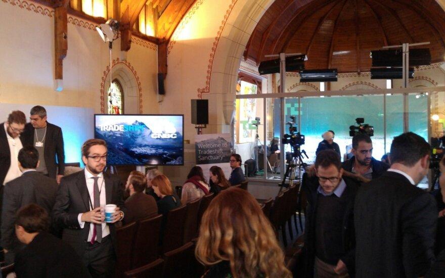 Российскую делегацию пустили на форум в Давосе
