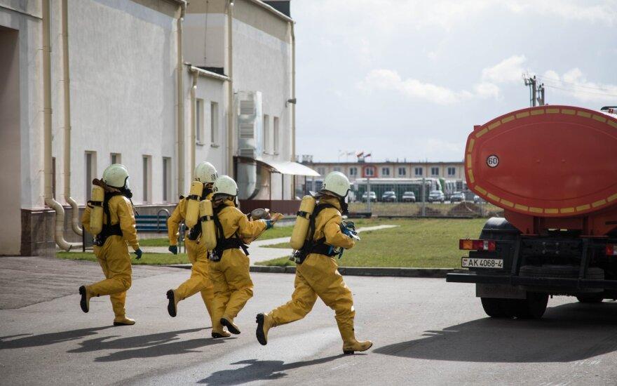 Источник: причина остановки БелАЭС - взрывы трансформаторов напряжения
